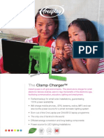 Freeplay Energy Aid Products Brochure
