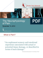The Neurophysiology of Pain