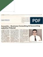 Entrevista Vida Economica 9 de Novembro 2012