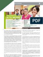 Aita Menni en la revista Jagi