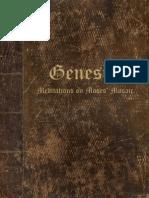 Genesis Booklet Indd