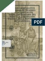 Analisis Comparativo Guatemala