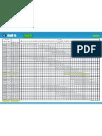 Ventilatore Centrifugo 7.5kW YVP 401 4P4A - Prestazioni_Performances