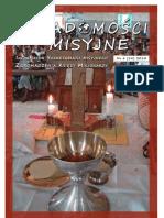 Wiadomości Misyjne nr 18 (4/2010)