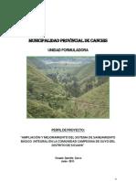 Proyectos Dela Municipalidad de Canchis (1)