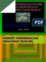 Pengendalian Banjir Kota Malamng