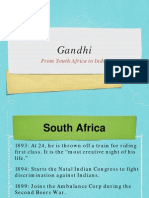 GandhiSA2India
