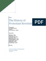 Protestant Revolution Final