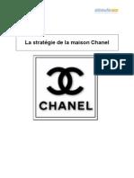 La stratégie de la maison Chanel