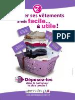 Campagne Filiere Textile - Affiche A4