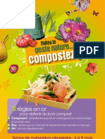 Campagne Compostage - Flyer A5