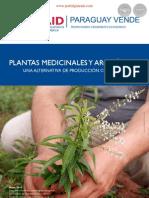 PLANTAS MEDICINALES Y AROMÁTICAS - UNA ALTERNATIVA DE PRODUCCIÓN COMERCIAL - USAID - MAYO 2010 - PORTALGUARANI