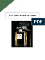 Le 5, grand Numéro de Chanel