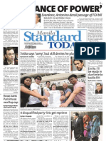Manila Standard Today - Wednesday (November 14, 2012) Issue