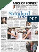 Manila Standard Today - Wednesday (November 14, 2012) Issue