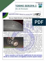 Informativo Seripa i - Novembro - 2012