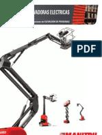 Manitou Electric Aerial Work Platforms (ES)