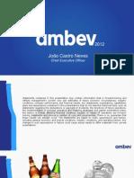 AMBEV Apresentacao 201210091 En