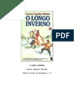 Laura Iingalls Wilder - 6 - O Longo Inverno