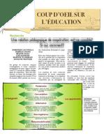 Cégep de l'Outaouais -- Coup d'oeil sur l'éducation 6(1) -- nov. 2012