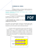 Resumen resultados Informe colegio oficial de psicología de Madrid