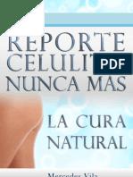 Celulitis Cura Natural
