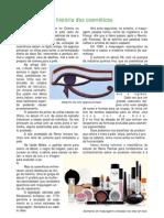 Historia Dos Cosmeticos