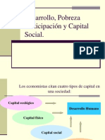 Capital Social, Desarrollo y Pobreza[1]