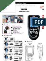 AMI 300 Data Sheet