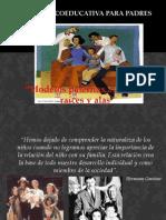 Charla Para Padres Roles Parentales2012