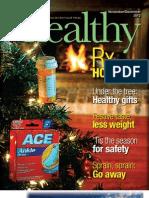 Nov/Dec BE Healthy