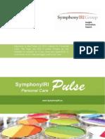 Pulse Report Personal Care Q2 2012