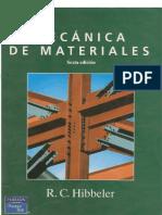 mecanica de materiales hibbeler 6ta ed