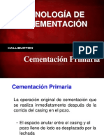 01 Cementacion Primaria