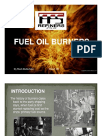 Fuel Oil Burners