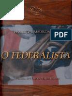 hamilton, alexander_ madison, james_ jay, john. o federalista. editora líder