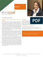 Public Consulting Group Employee - Yvonne Del La Rosa