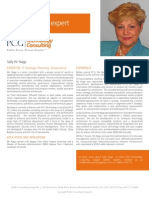 Public Consulting Group Employee - Sally W. Nagy