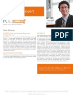 Public Consulting Group Employee - David Shickman