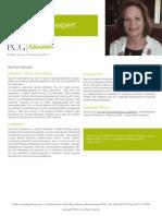 Public Consulting Group Employee - Rae Ann Gerhardt