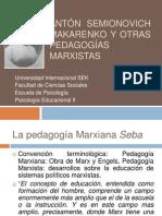 Antón Semionovich Makarenko y otras pedagogías marxistas
