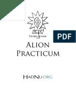 Alion Practicum Da Ordo XI
