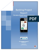 The Role of Mobile Banking In Pakistan