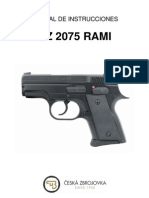 Manual de Instrucciones Cz 2075 RAMI Es