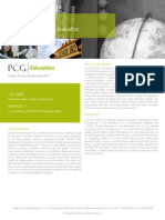 Public Consulting Group Case Study - Reading Program Evaluation