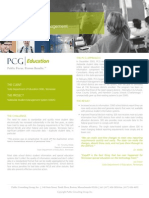 Public Consulting Group Case Study - Special Education Management pt.1