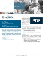 Public Consulting Group Case Study - Program Service Designs