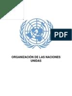 ORGANIZACIÓ DE LAS NACIONES UNIDAS