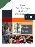 Peer Relationships and Moral Development