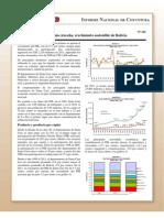 Coy 163 - Economía cruceña. Crecimiento sostenible de Bolivia
